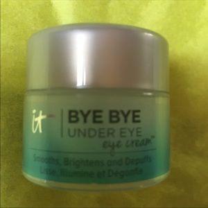 NEW IT Cosmetics Bye Bye Under Eye- Eye Cream